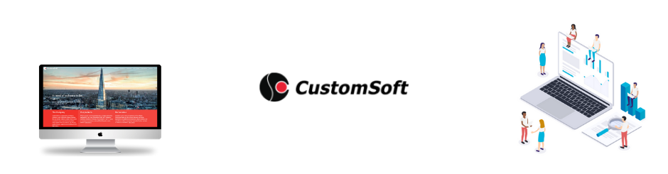 CustomSoft banner